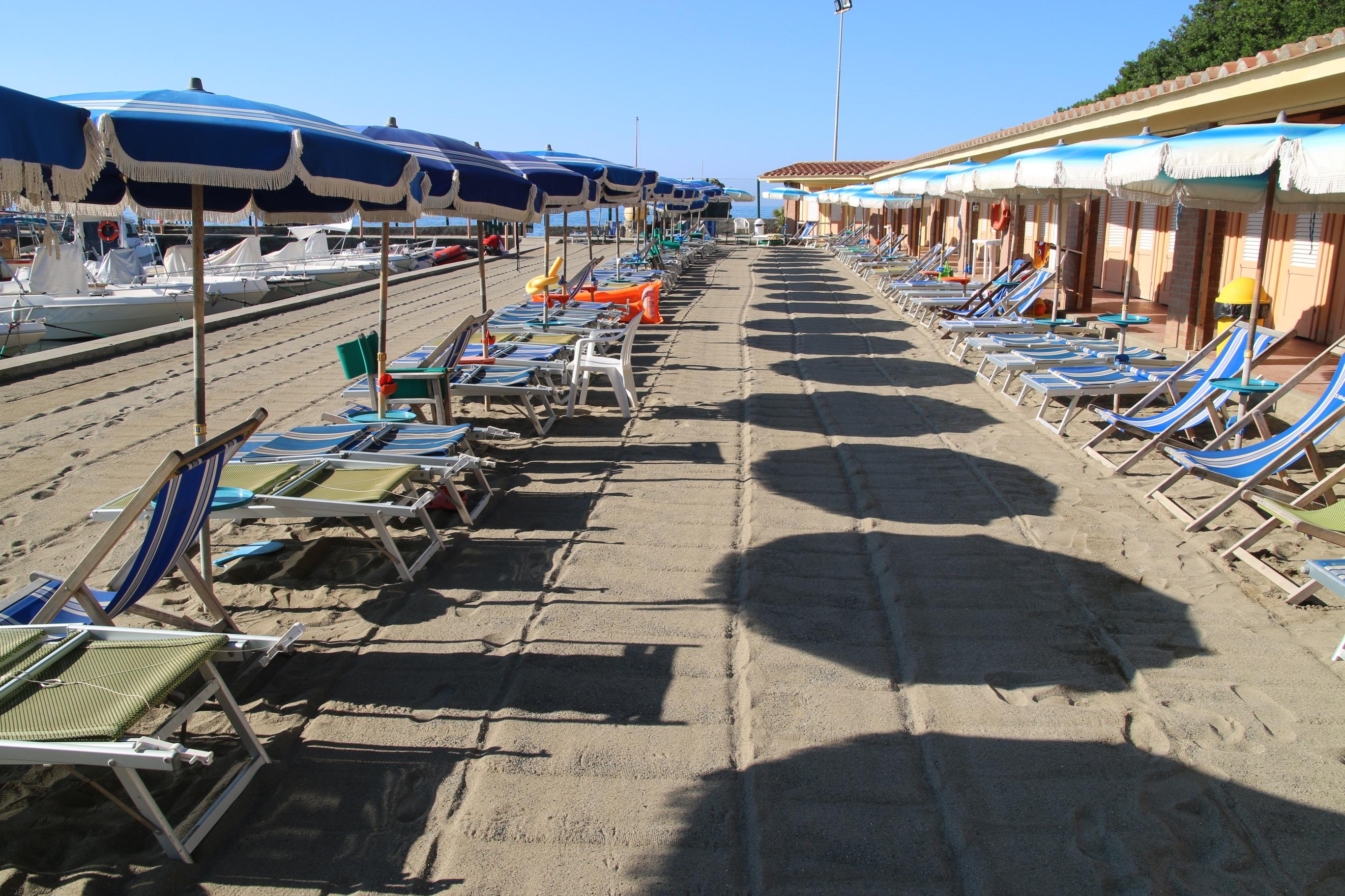 Bagno Conchiglia Castiglioncello : Italiano dove siamo hotel la marinella castiglioncello toscana